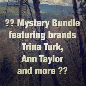 Mystery Bundle size S-M and size 4-6